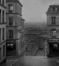 Montmartre by alexei butirskiy